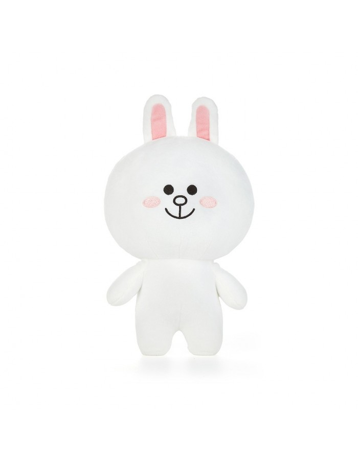 [LINE FRIENDS Official Goods] Brown Plush Doll M (Season5)