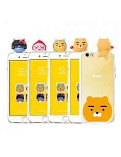 [ KAKAO FRIENDS ] KAKAO Mirror Bbakkom - For iPhone