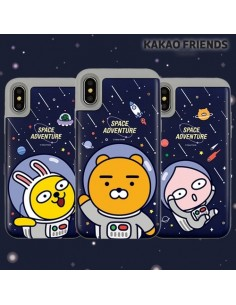 [ KAKAO FRIENDS ] KAKAO Space Card Bumper Case - For Galuxy