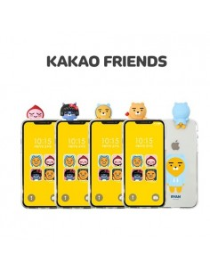 [ KAKAO FRIENDS ] KAKAO Love Multi Card Bumper Case For iPhone