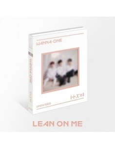 WANNA ONE Special Album (UNDIVIDED) [Triple Position Ver] CD+ Poster