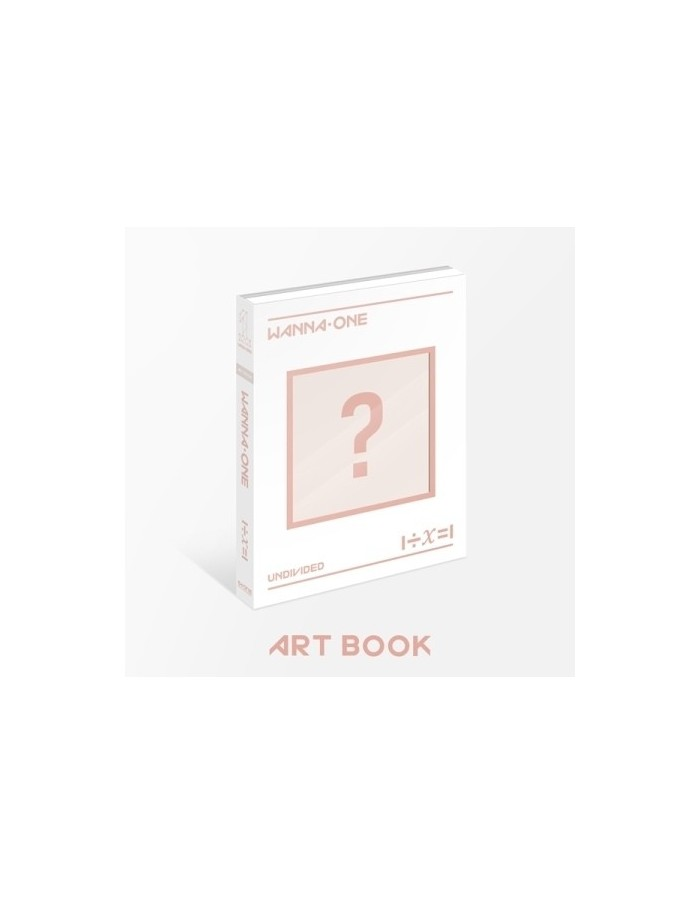 WANNA ONE Special Album (UNDIVIDED) [Lean On Me Ver] CD+ Poster
