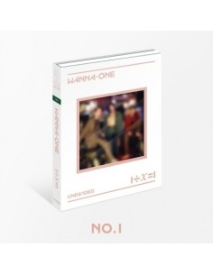 WANNA ONE Special Album (UNDIVIDED) [The Heal Ver] CD+ Poster