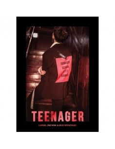 TOP SECRET Single Album - Love Story CD + Poster