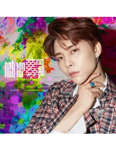 [Japanese Edition] NCT127 - Chain (1st Limited Edition) Taeyong Ver CD