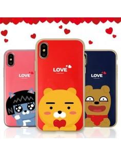 [ KAKAO FRIENDS ] KAKAO Love I Slide Case For iPhone
