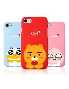 [ KAKAO FRIENDS ] KAKAO Love Card Bumper Case For iPhone