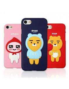 [ KAKAO FRIENDS ] KAKAO Love Soft Case For iPhone