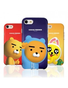 [ KAKAO FRIENDS ] KAKAO Soft Silicon Case For iPhone