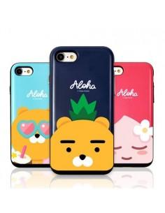 [ KAKAO FRIENDS ] KAKAO Aloha Slide Card Case For iPhone