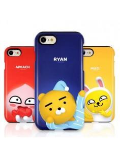 [ KAKAO FRIENDS ] KAKAO 3D Slim Bumper Case For iPhone