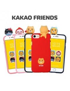 [ KAKAO FRIENDS ] KAKAO Bbakkom Case For iPhone