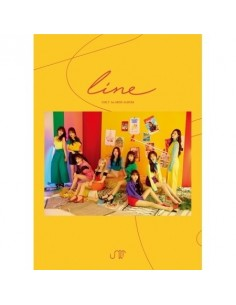 UNI.T 1st Mini Album - Line CD + Poster