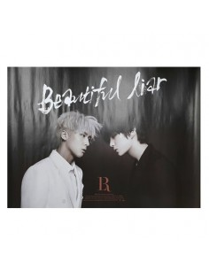 [Poster] VIXX LR 1st Album Beautiful Liar LEO Poster