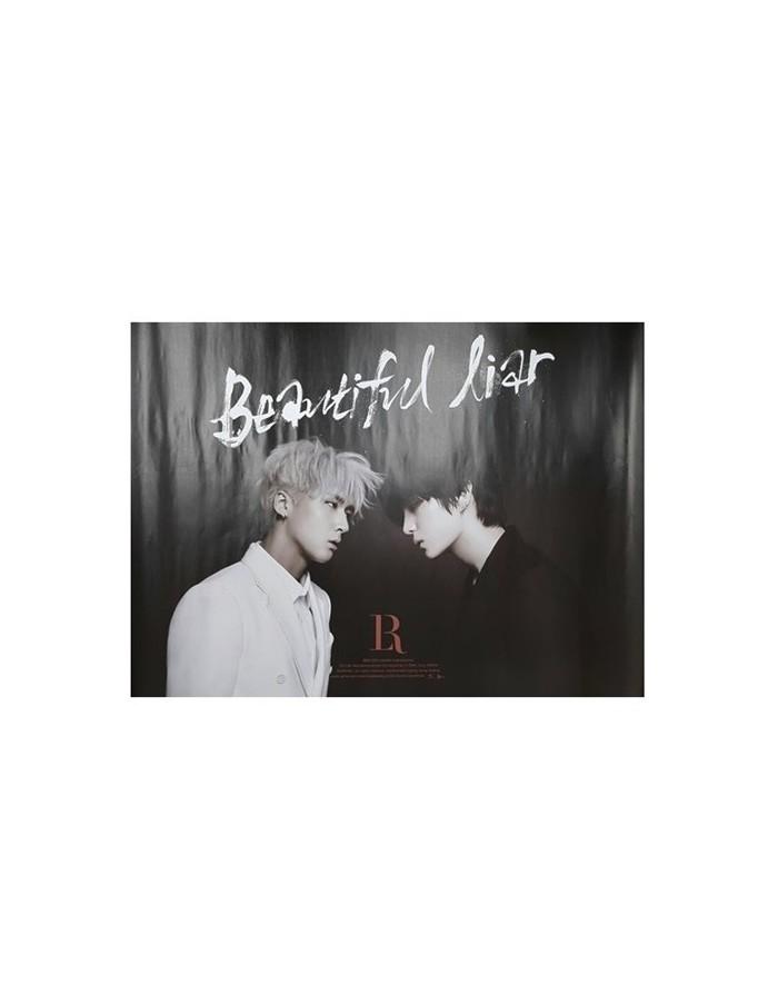 [Poster] VIXX LR 1st Album Beautiful Liar LEO Poster