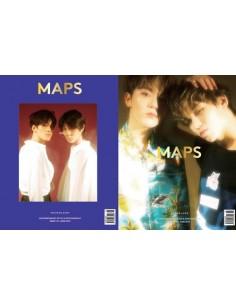 Magazine Maps 2018-3 Ye Sung (Random Cover)