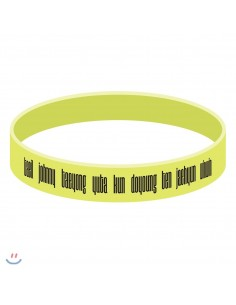 NCT 2018 Official Goods - Strap Bracelet
