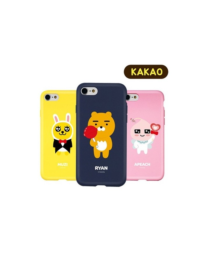 [ KAKAO FRIENDS ] KAKAO Travel Double Bumper Case For iPhone