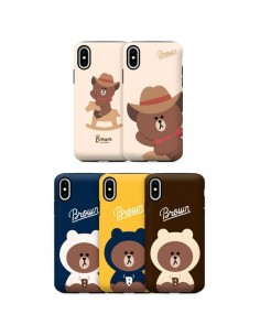 [LINE FRIENDS Goods] Guard up Phone Case