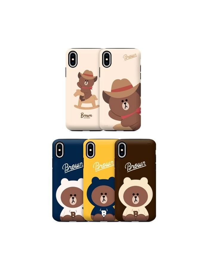 [LINE FRIENDS Goods] Guard up Phone Case