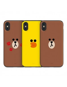 [LINE FRIENDS Goods] Full Face Guardup Plus Phone Case