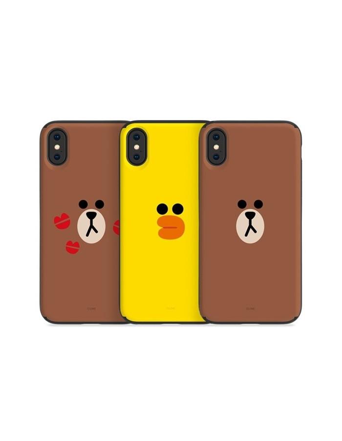 [LINE FRIENDS Goods] Full Face Guardup Plus Phone Case