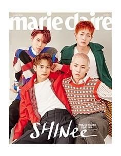 [Magazine] Marie Claire 2018-6 Type.B SHINEE
