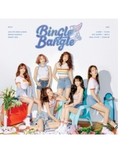 AOA 5th Mini Album - Bingle Bangle (READY VER.)