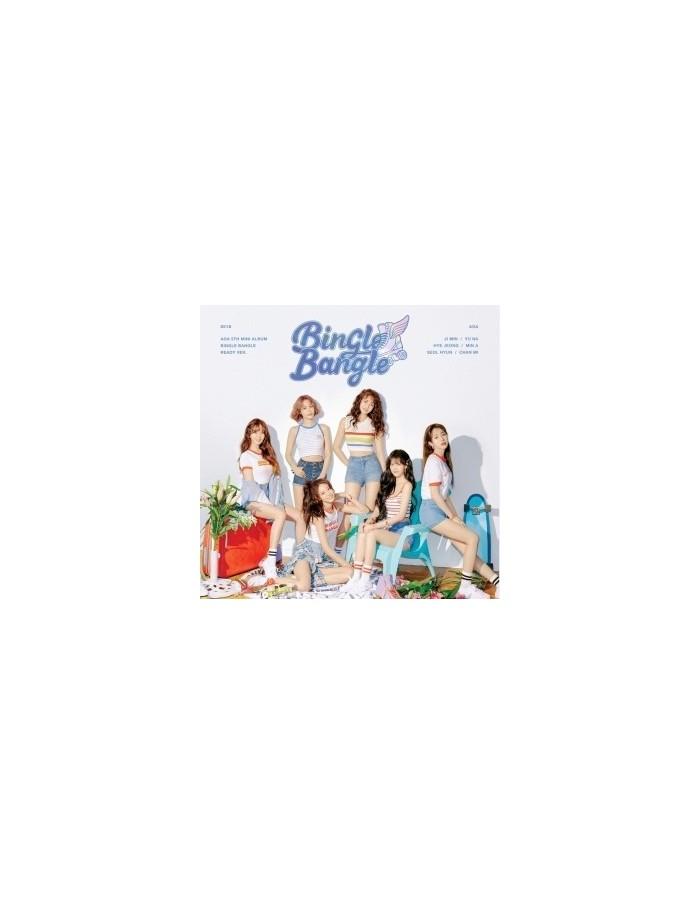 AOA 5th Mini Album - Bingle Bangle (READY VER.)