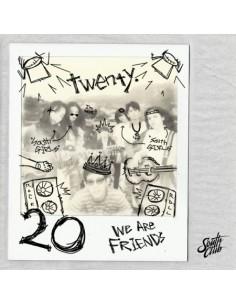 Kim Hyun Soo And Woo Jin Young Special Mini Album - Present CD + Poster