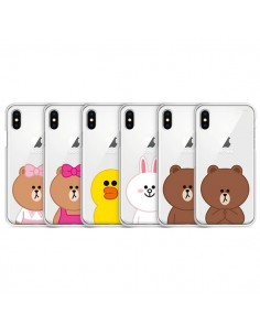 [LINE FRIENDS Goods] Christmas Edition Guard Up Phone Case