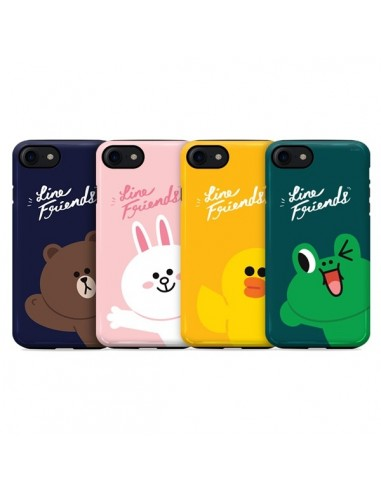 [LINE FRIENDS Goods] Guard Up Fashionista Choco Phone Case