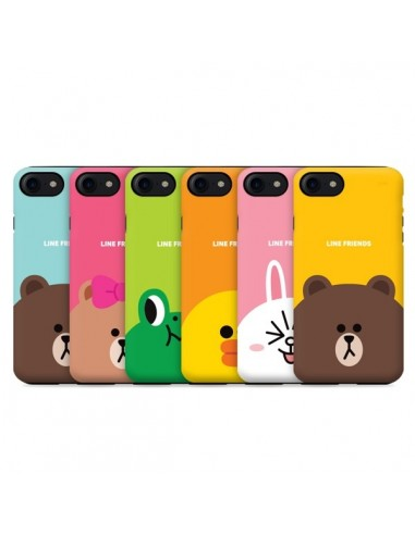 [LINE FRIENDS Goods] Guard Up Mini Character Phone Case