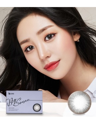 [ O-Lens ] BLOSSOM 3Con - Gray (1Month/2p) (Prescription)