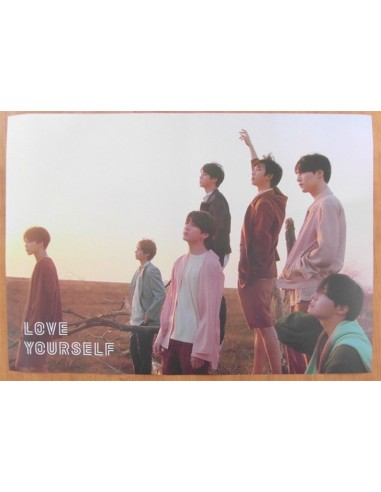 [Poster SET] BTS - LOVE YOURSELF : 'TEAR' Official Posters