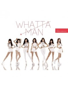 [Re Release] I.O.I Mini 2nd Album - MISS ME CD + Poster