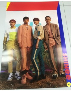 [Poster] SHINEE 6th Album - The Story Of Ligth EP.1 Poster(Ver A)