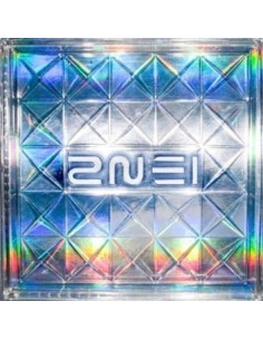 [Re Release] 2NE1 1st Mini Album - 2NE1 CD