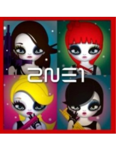 [Re Release] 2NE1 2nd Mini Album - 2ND CD