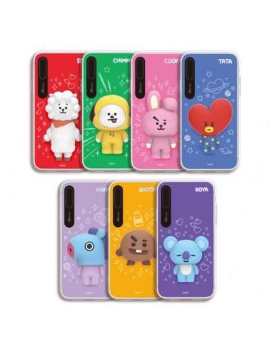 [BT21] Graphic Light Up Case iPhone7/8 (Hybrid)