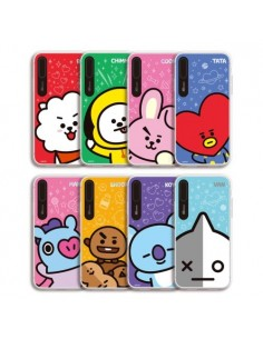 [BT21] Light Up Silicon Case For iPhone(Hybrid)