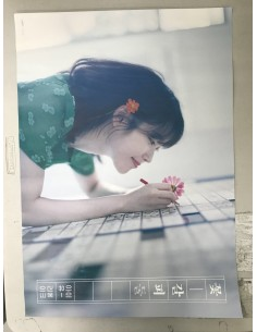 [Poster] IU 2nd Remake Mini Album - 꽃갈피 둘 Poster Ver.1