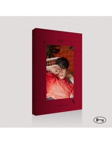 JBJ - NEW MOON (Deluxe Edition) Album CD + Poster