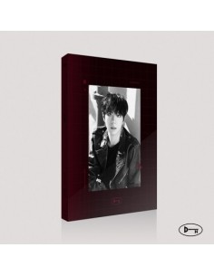 [JBJ] Kim Dong Han 1st Mini Album - D Day(Red Ver) CD + Poster