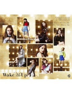 [Japanese Edition] TWICE - Wake Me Up (Once Japan Edition) CD