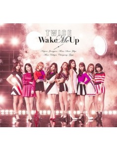 [Japanese Edition] TWICE - Wake Me Up (1st Edition B Ver) CD + DVD