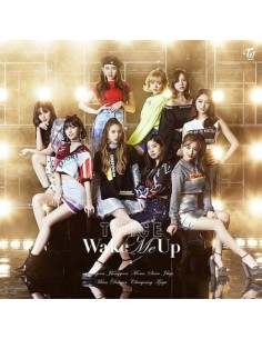 [Japanese Edition] TWICE - Wake Me Up CD