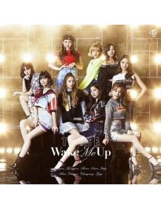 [Japanese Edition] TWICE - Wake Me Up CD