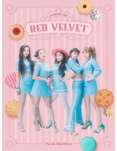 [Japanese Edition] Red Velvet - Cookie Jar(1st Press Limited Edition) CD
