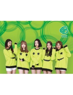 BUSTERS Single Album - Grapes(Green Ver) CD + Poster